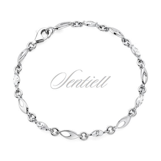 c0b5ea514e12d6 Bransoletki srebrne, srebrna bransoletka - sklep jubilerski Sentiell Jewelry