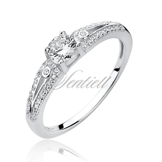 Super Pierścionki srebrne   Sklep internetowy z biżuterią Sentiell Jewelry TG26