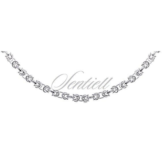 0fdd8b2064db3c Silver (925) byzantine chain necklace Ø 060 | Silver Jewellery ...