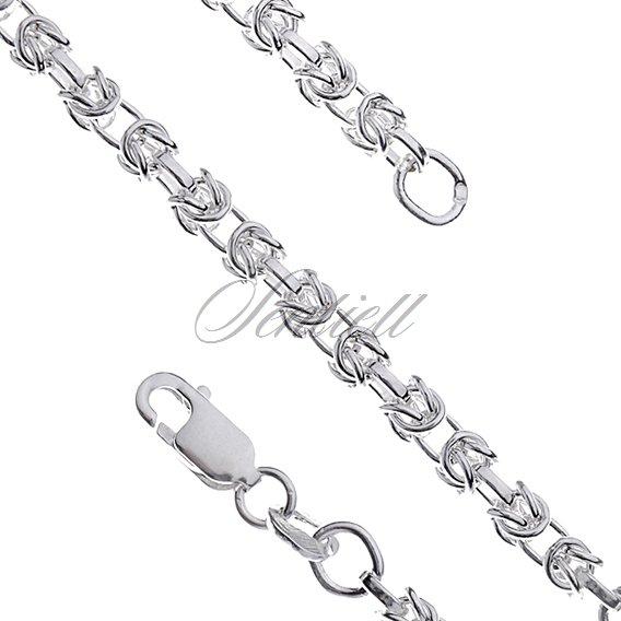 d10b3856cfc0c9 Silver (925) byzantine chain bracelet Ø 060 | Silver Jewellery \ Silver  Bracelets \ Men Silver Jewellery \ Silver Bracelets \ Women \ Silver only  ...