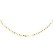 Yellow gold-plated \ 1,8 mm