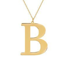 Yellow gold-plated \ B