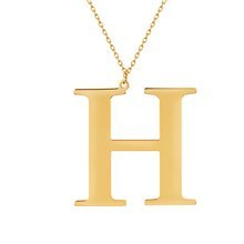 Yellow gold-plated \ H