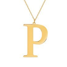 Yellow gold-plated \ P