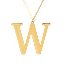 Yellow gold-plated \ W
