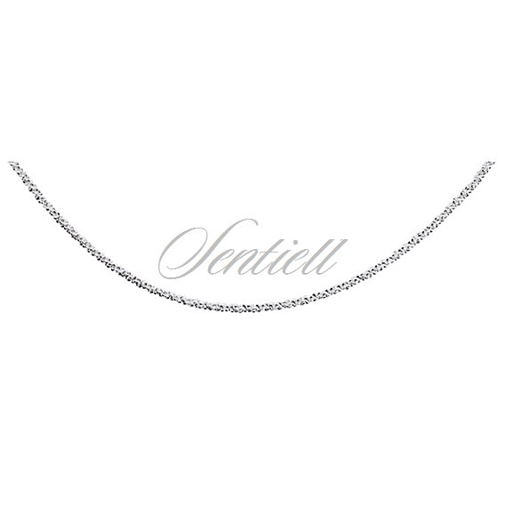 Silver (925) chain necklace Ø 020