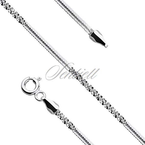 Silver (925) chain necklace Ø 030 weight from 3,9g