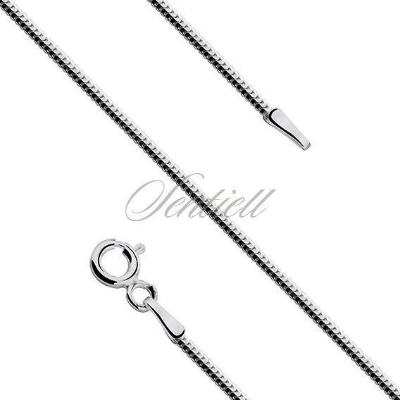 Silver (925) chain real snake  Ø 0120