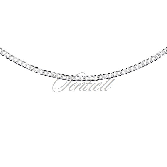 eeefa74655dc9c Pancerka diamentowana płaska pr. 925 Ø 060 - Biżuteria srebrna ...